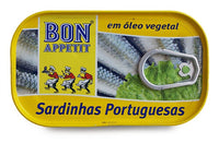 Bon Apetit Sardine  in Sunflower Oil