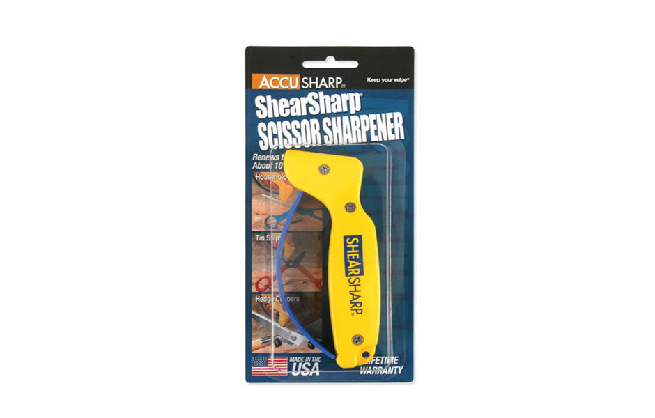Accusharp Scissors Sharpener