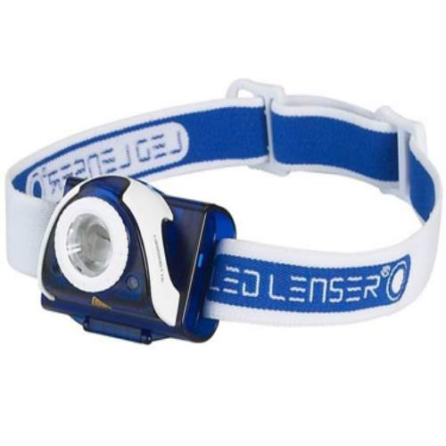 LED LENSER SEO 7R Headlamp Rechargeable