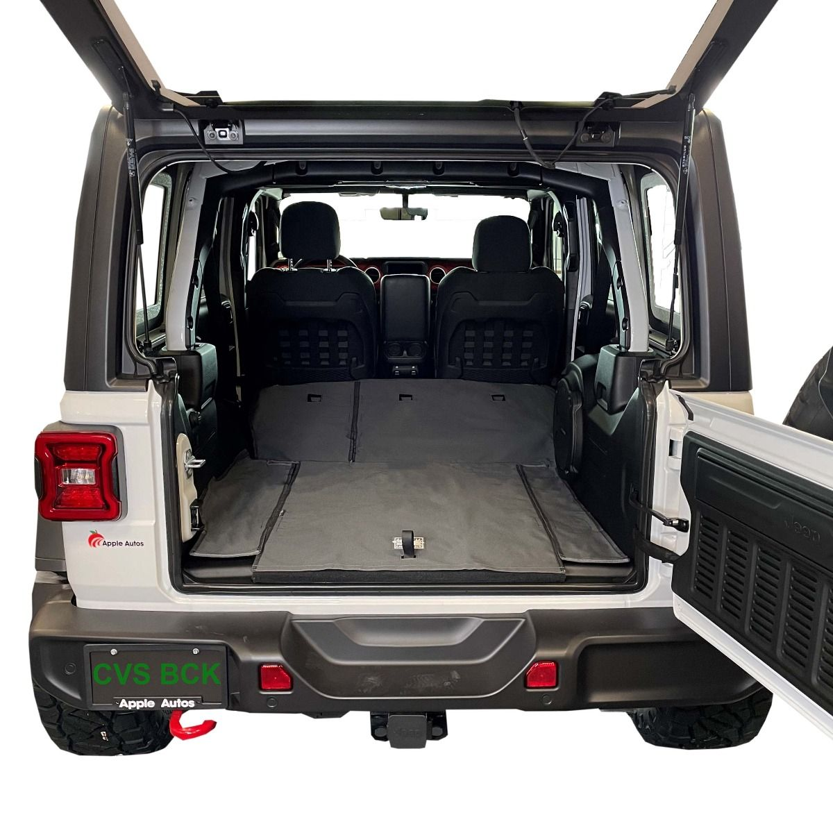 Jeep Wrangler JL 4 DR Canvasback Cargo Liner  2018-2021 FREE SHIPPING