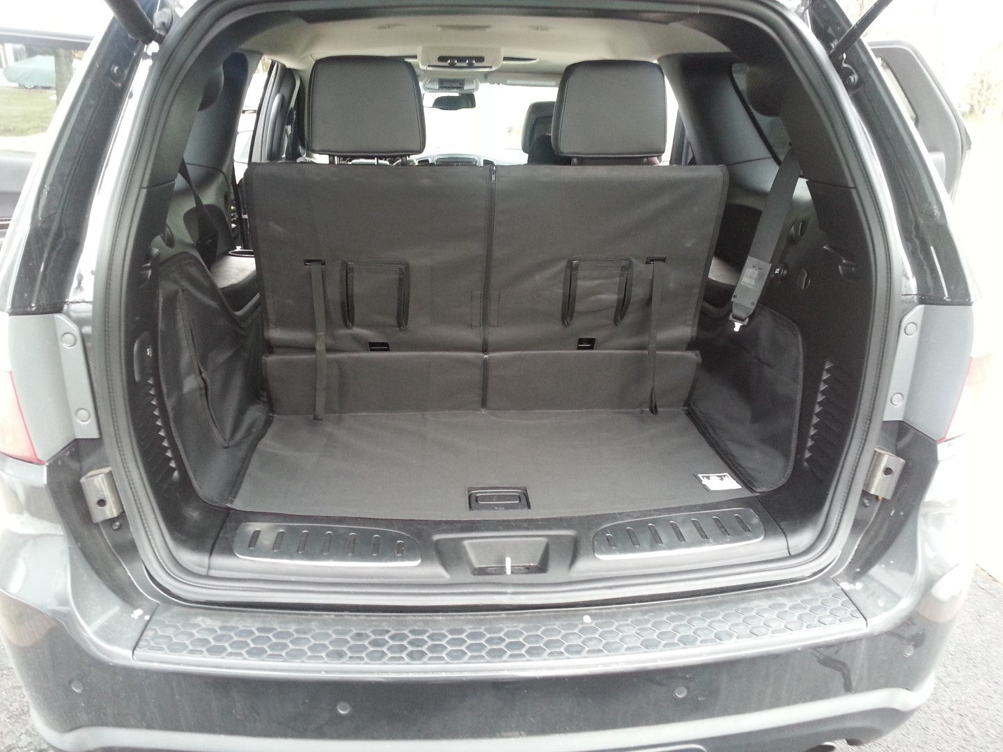Dodge Durango Canvasback Cargo Liners 2013-2019  FREE SHIPPING