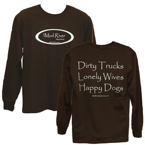 Mud River Dog Products Long Sleeve T-shirt
