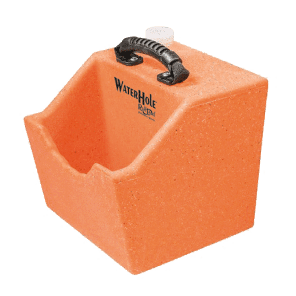 RUFFLAND KENNELS DOG WATER HOLE CONTAINER