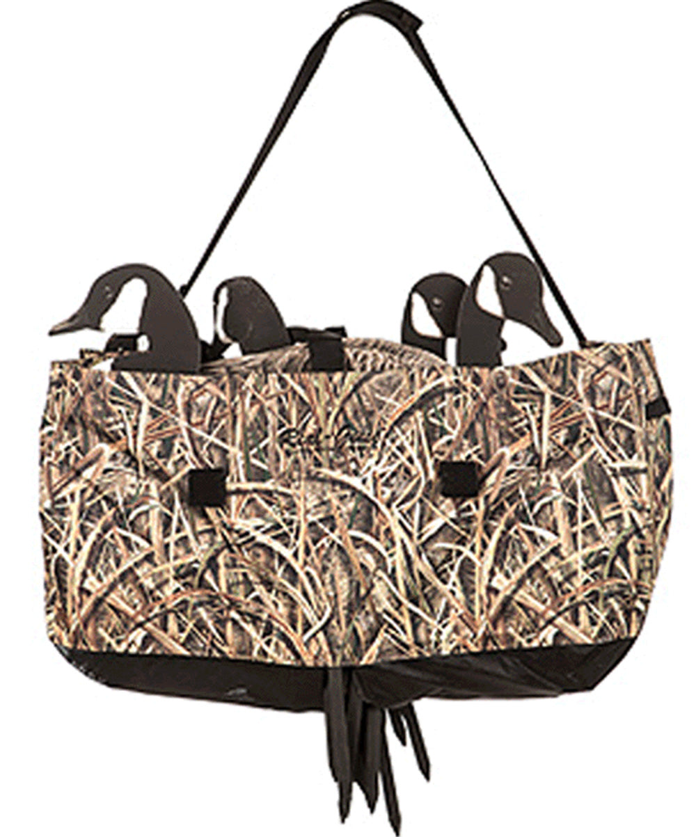 Real Geese Silhouette Carry Bag MOSGB