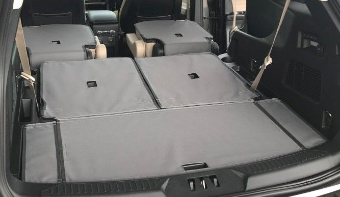 Ford Explorer Canvasback Cargo Liner  2020  FREE SHIPPING