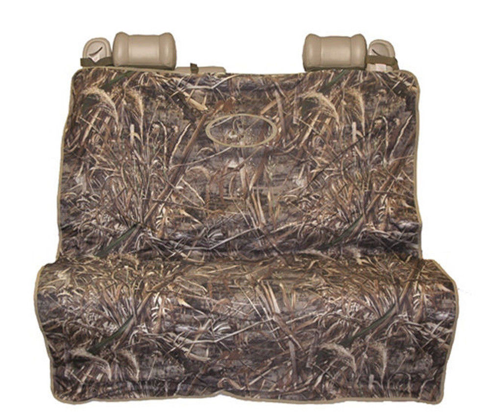 Mud River Two Barrel Double Utility Seat Cover