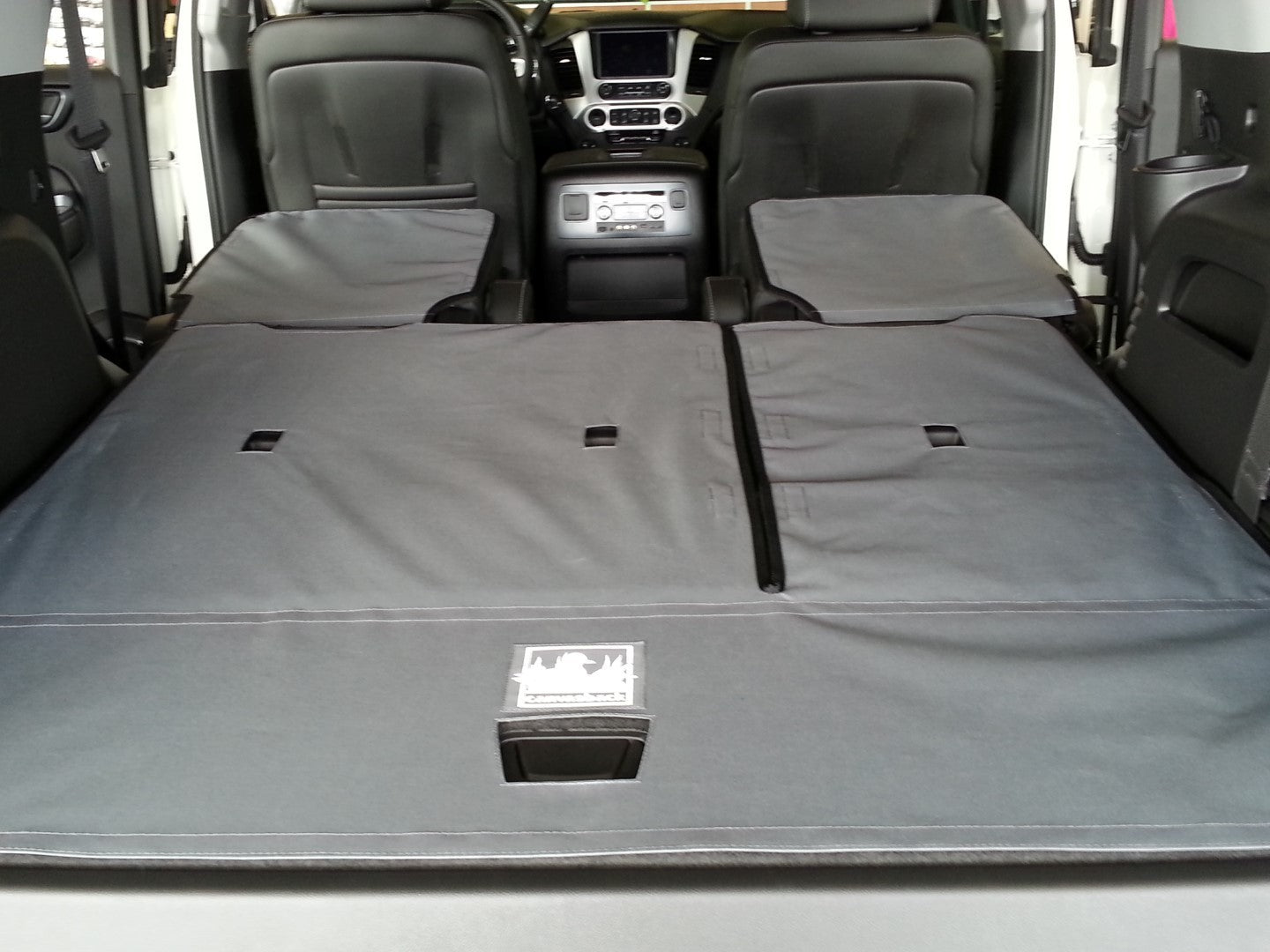 Chevrolet Tahoe Canvasback Interior Cargo Liners 2015-2019  FREE SHIPPING