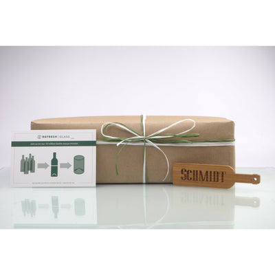 4-Glass Gift Set - Name-Refresh Glass