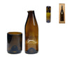 Nesting Carafe & Glass Set - ASB logo - ASB only