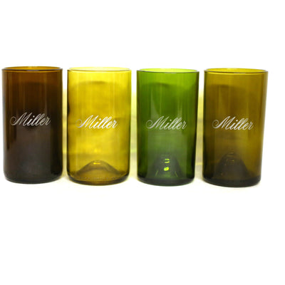 16oz set of 4 Glasses-Refresh Glass