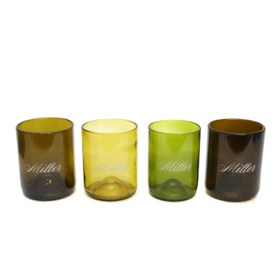 12oz set of 4 Glasses-Refresh Glass