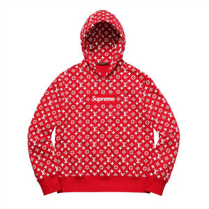 7d5dab1038 Supreme x Louis Vuitton Box Logo Parker Hoody
