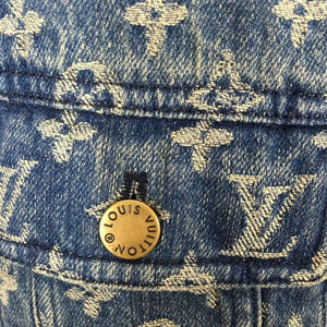 dfca43c4f3 Supreme x Louis Vuitton Denim Jacket – SUPBOXLAB