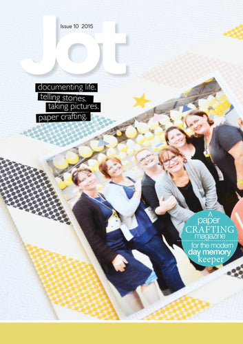 Jot Mag Issue 10 Instant Download PDF