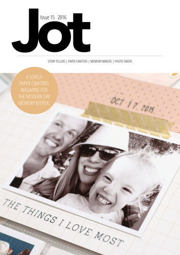 Jot Mag Issue 15 Instant Download PDF