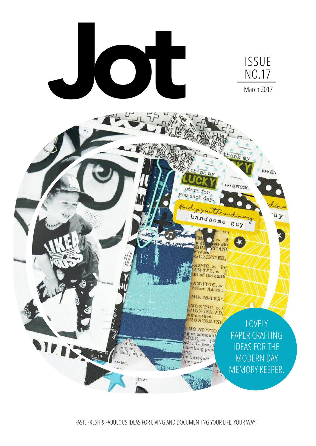 Jot Mag Issue 17 Instant Download PDF