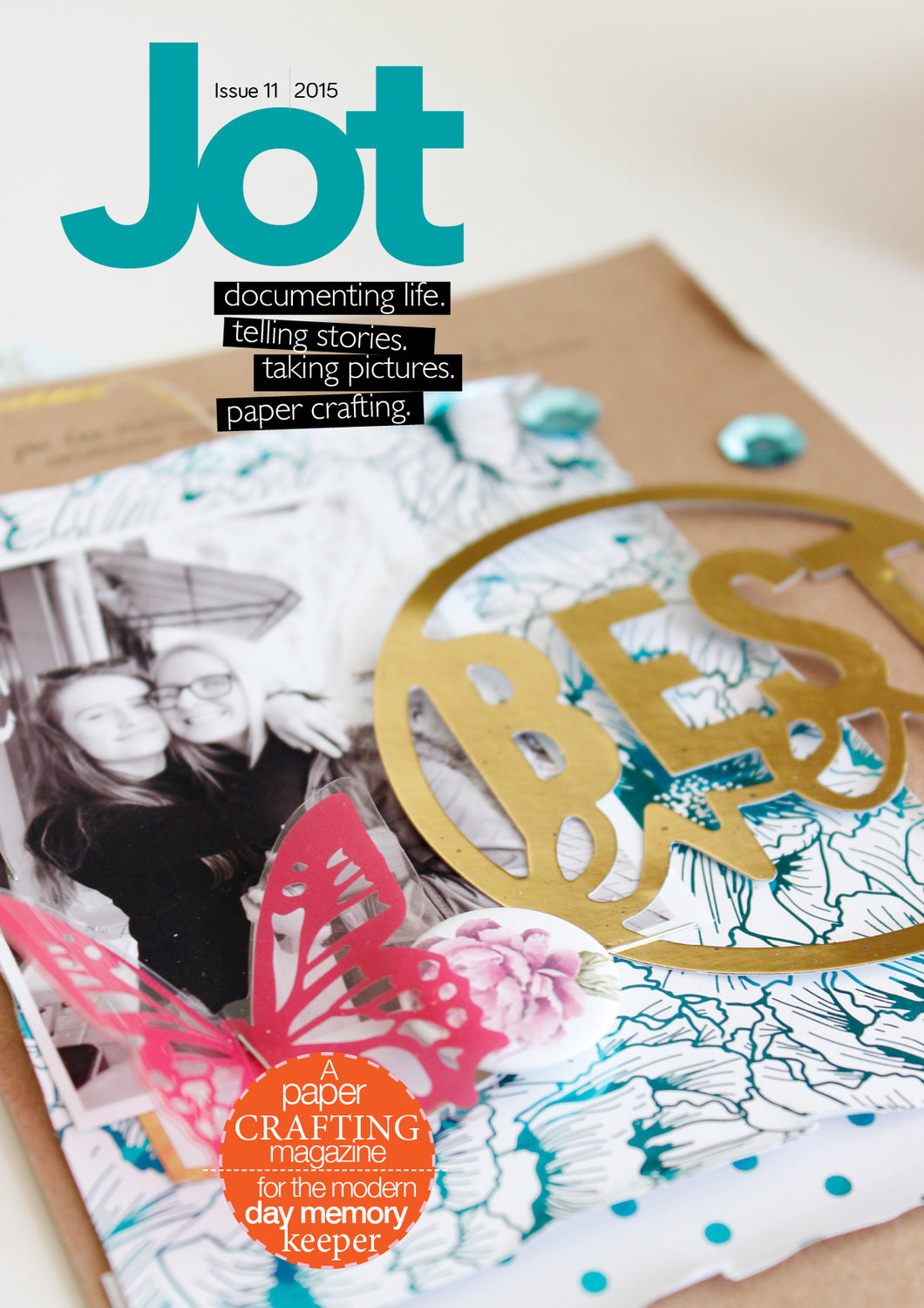 Jot Mag Issue 11 Instant Download PDF