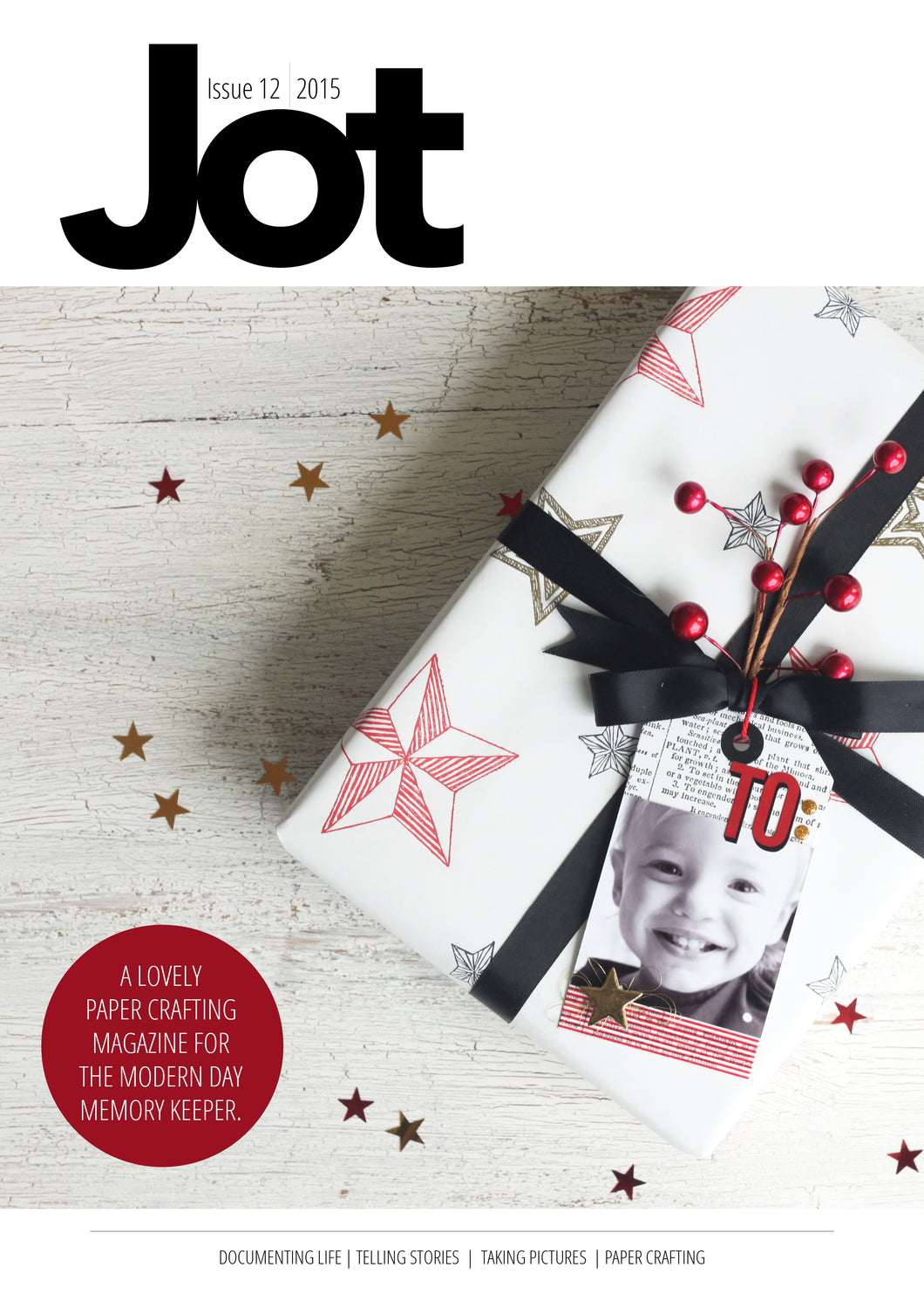 Jot Mag Issue 12 Instant Download PDF