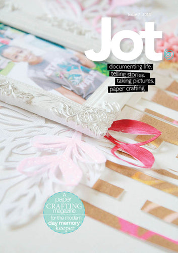 Jot Mag Issue 7 Instant Download PDF