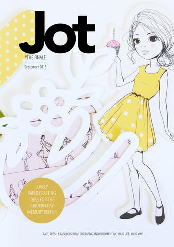 Jot Mag Issue 21 Instant Download PDF