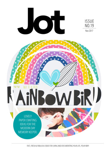Jot Mag Issue 19 Instant Download PDF