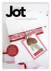 Jot Mag Issue 16 Instant Download PDF
