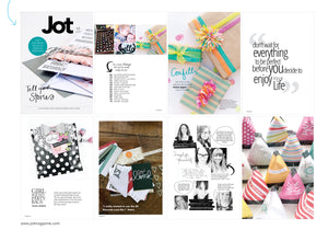 Jot Mag Issue 20 Instant Download PDF