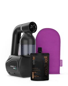 Minetan Bronze Babe Personal Spray Tan Kit - Black