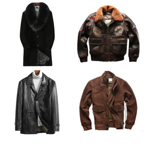 Men's Jackets & Tops