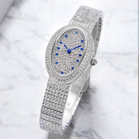 watches female top brand luxury clock waterproof