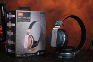 JBL wireless Bluetooth headset Metal super bass9 JBL wireless Bluetooth headset Metal super bass