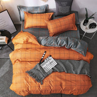 New Simple style of Bedding Set 220x240 ,4pcs Bed Linens 2020