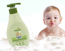 Shower Gel Body Wash For Dry Skin Deep Moisture Effectively resists melanin for baby
