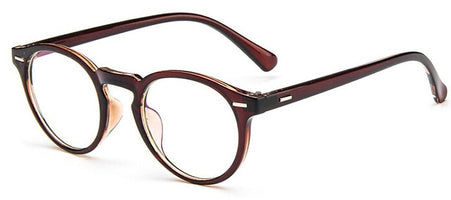 2019  Fashion Women Glasses Frame Men Eyeglasses Frame Vintage Round