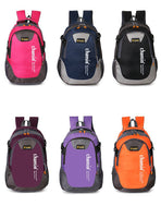 2019 Fashion school bag Waterproof Nylon men Backpack Bag women mochila Escolar