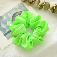 2020New  Wave Point Hair Scrunchies Ponytail Holder Soft Stretchy Hair Ties