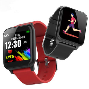 2019 New Z02 Smartwatch Digital Mens Sport  Pedometer for Android IOS Wrist Watch