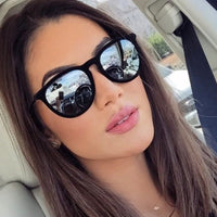 Retro Male Round Sunglasses Women Men Brand Designer Sun Glasses for Women