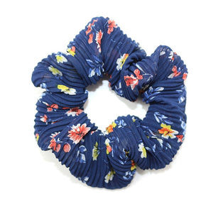 2019 Women Rubber Bands Tiara Satin Ribbon Bow Hair Band Rope Scrunchie