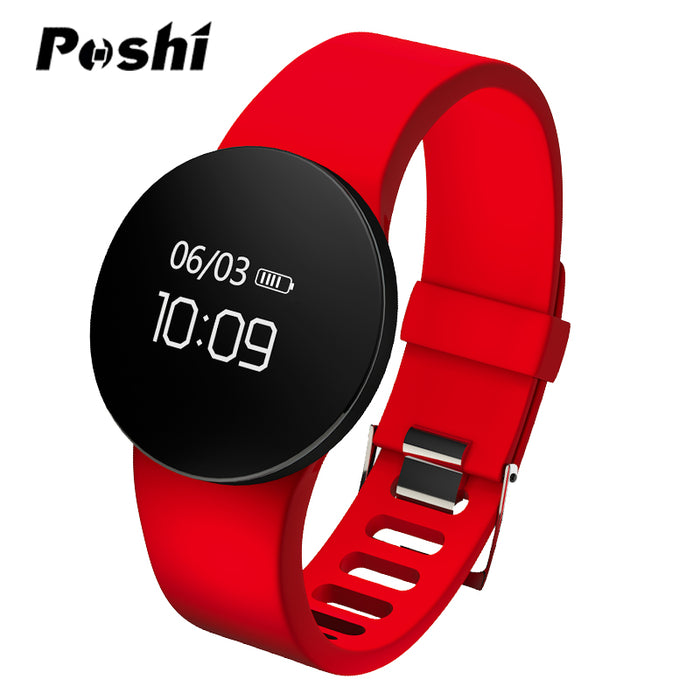 2019 Women Sport Watch Calorie Pedometer Stopwatch Sport Watches Bluetooth Camera Digital Wristwatch Led Smartwatch Android IOS