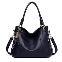 shoulder bag women designer handbag female Hobo bag tote soft artificial leather Large capacity crossbody