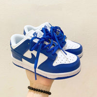 2020 New Casual shoes  boys sport blue whit white  color