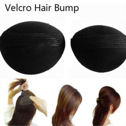 2pcs Hair Base Bump Styling Insert Tool Volume Bumpit Princess Base Insert updo BB petit pin Styling Tool