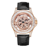 2020 New Limited Edition Quartz Watch Women Rose Gold Diamond Watch lady