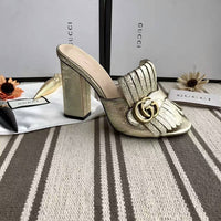 2020 Women Summer High Heels Sandal