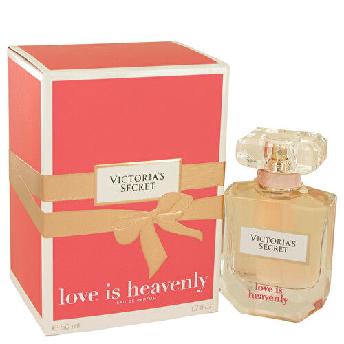 VICTORIA'S SECRET: Love Is Heavenly, Eau De Parfum Spray, for Women, 50 ml/ 1.7 oz