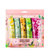 Plant Extracts Floral Hand Cream Set 2020