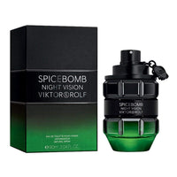 VIKTOR&ROLF: Spicebomb Night Vision, Eau De Toilette Spray, for Men, 90 ml/ 3 oz