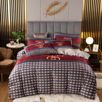 New Luxury  Style Bedding Set, Duvet Cover 4pcs fashion 2020