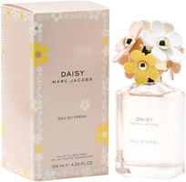 MARC JACOBS: Daisy Eau So Fresh, Eau De Toilette Spray, for Women, 125 ml/ 4.2 oz